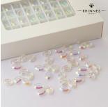 Zdjęcie - Kryształy Rhinnes oval cut crystal AB