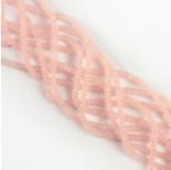 Zdjęcie - Kryształ górski różowy dysk gładki