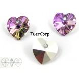Zdjęcie - 6228 heart pendant, SWAROVSKI, vitrail light,