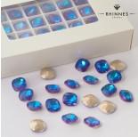 Zdjęcie - Kryształy Rhinnes diamond cut heliotrope