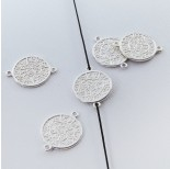 Zdjęcie - Srebrna moneta łącznik