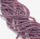 Zdjęcie - Kryształki kulki fasetowane ceramic purple