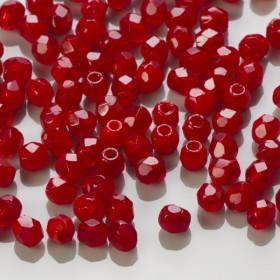 Zdjęcie - Fire Polish Opal Red (91250)