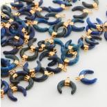 Zdjęcie - Róg obfitości z lapis lazuli zawieszka