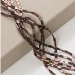 Zdjęcie - Hematyt platerowany prostokąt zaokrąglony brązowy