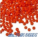 Zdjęcie - Koraliki TOHO Round Opaque-Frosted Sunset Orange