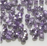 Zdjęcie - Fire Polish Coated 1/2 Silver/Violet (K2208CR)
