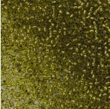 Zdjęcie - Koraliki TOHO Round Copper-Lined Lime Green