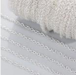 Zdjęcie - Łańcuch rollo w srebrnym kolorze