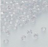 Zdjęcie - Cyrkonia fasetowana zawieszka crystal