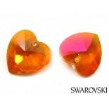 Zdjęcie - 6228 heart pendant, SWAROVSKI, astral pink