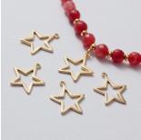 Zdjęcie - Zawieszka gwiazda wycięta ag925