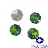 Zdjęcie - 2611 octagon, vitrail medium, dwie dziurki