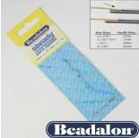 Zdjęcie - Beadalon igła do linek i drutów do linek 0,46mm