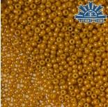 Zdjęcie - Koraliki TOHO Round Opaque-Lustered Tuscan Orange