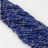 Zdjęcie - Lapis lazuli oponka fasetowana