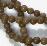 Zdjęcie - Jadeit marmurkowy kulka gładka jasny brązowy
