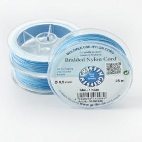 Zdjęcie - Griffin nylonowy sznurek do makramy blue