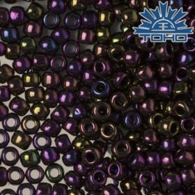 Zdjęcie - Koraliki TOHO Round Metallic Iris Purple