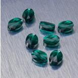 Zdjęcie - 5051 Swarovski mini oval bead Emerald