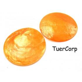 Zdjęcie - Masa perłowa koło pomarańczowe