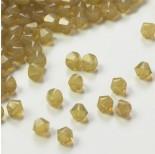 Zdjęcie - 5328 bicone bead, SWAROVSKI, sand opal,