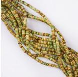 Zdjęcie - Jaspis cesarski krążek zielony