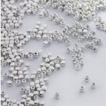 Zdjęcie - Metalowy koralik kosteczka