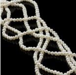 Zdjęcie - Perły naturalne okrągłe białe