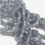Zdjęcie - Oponki fasetowane grey ceramic