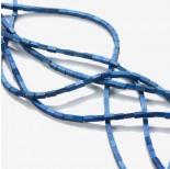 Zdjęcie - Hematyt platerowany matowy czworokąt niebieski