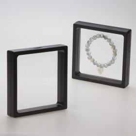 Zdjęcie - Ekspozytor z membraną ramka 3D czarna