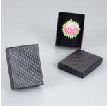 Zdjęcie - Czarne pudełko w kwadraciki