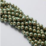 Zdjęcie - 5810 Perły Swarovski iridiscent green