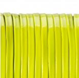 Zdjęcie - Rzemień płaski klejony neon yellow