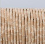 Zdjęcie - Rzemień klejony piaskowy bambus