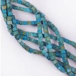 Zdjęcie - Jaspis cesarski kostka niebieska