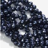 Zdjęcie - Kryształki kulki blue hematite