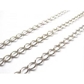 Zdjęcie - Srebrny łańcuch simple, Ag925