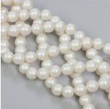 Zdjęcie - 5811 round pearl pearlescent white