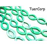 Zdjęcie - Masa perłowa oczko zielone