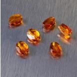 Zdjęcie - 5051 Swarovski mini oval bead Tangerine