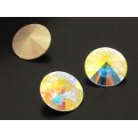 Zdjęcie - 1122 rivoli stone crystal ab foiled