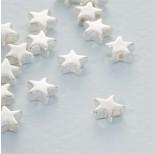 Zdjęcie - Srebrny koralik gwiazdka ag925