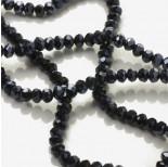 Zdjęcie - Oponki fasetowane blue hematite