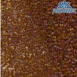 Zdjęcie - Koraliki TOHO Round Inside-Color Jonquil/Brick Red Lined