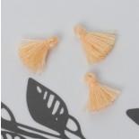 Zdjęcie - Mini chwost bawełniany brzoskwiniowy