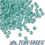 Zdjęcie - Koraliki TOHO Round Opaque-Frosted Turquoise