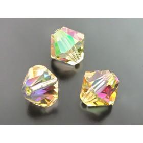 Zdjęcie - 5328 bicone bead, SWAROVSKI, luminous green