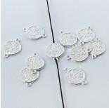 Zdjęcie - Srebrna moneta mała łącznik